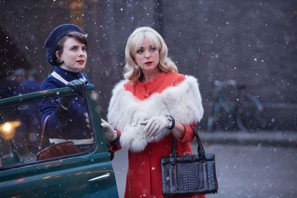 Helen George spills the beans on Call The Midwife Christmas special