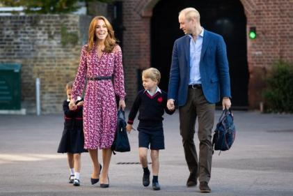The Duke of Cambridge gets honest about being a dad-of-three
