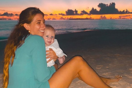 Stacey Solomon reveals Rex has reached a very special milestone