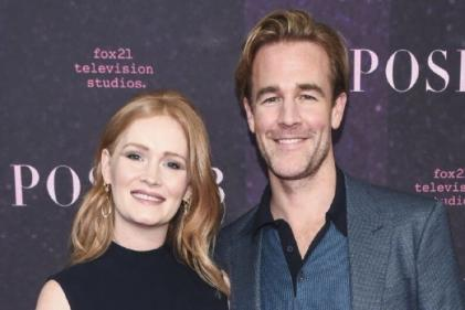 It breaks you: James Van Der Beek reveals his wife suffered a miscarriage