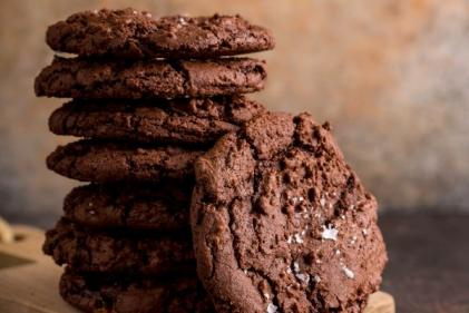 Recipe: Butlers Double Chocolate Salted Caramel Cookies
