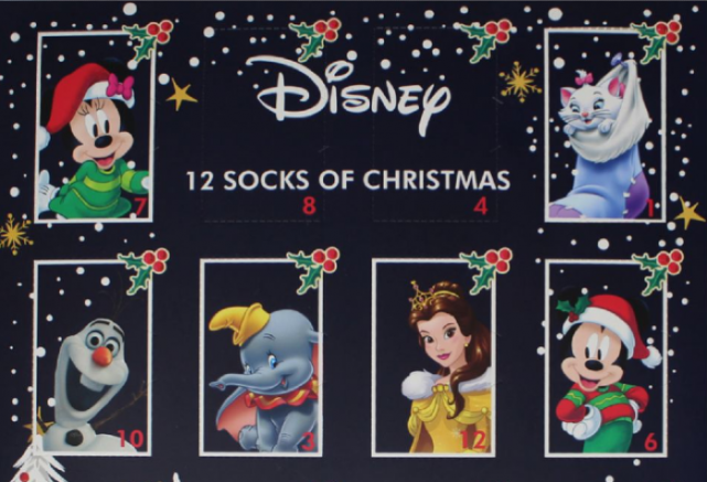 The Disney advent calendar is back in stock and we need one