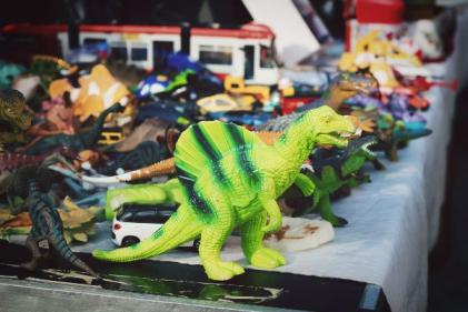 Kids who are obsessed with dinosaurs are smarter, according to science
