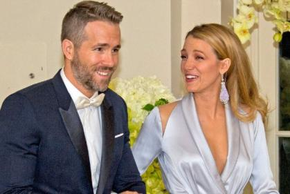 Ryan Reynolds gives sweet update on Blake Lively and their new daughter