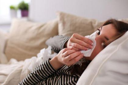 70 percent of people were prescribed an antibiotic for flu symptoms