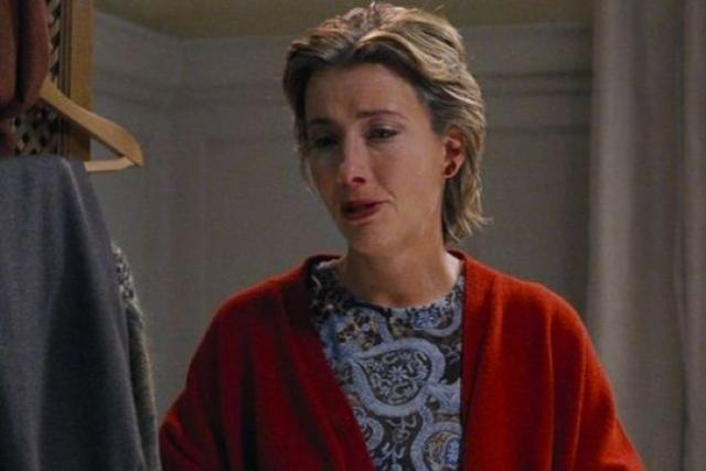 Emma Thompson reveals personal heartbreak behind Love Actually scene