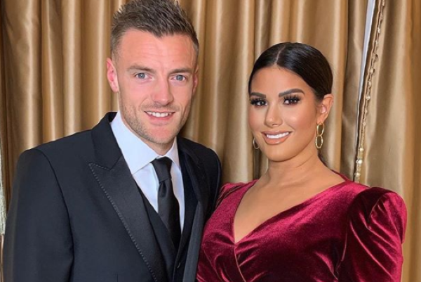 We are so lucky: Rebekah Vardy pens moving letter to midwives