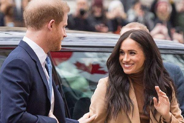 The Duke and Duchess of Sussex return to work after family holiday