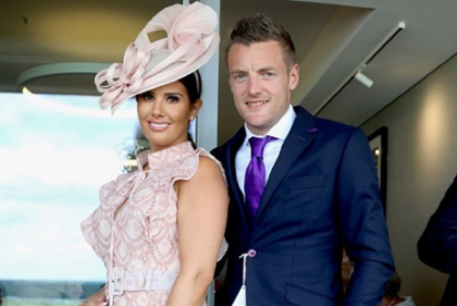 Rebekah and Jamie Vardy pick traditional name for their daughter
