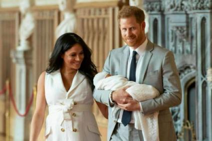 Prince Harry gives adorable update on son Archie following royal discussions