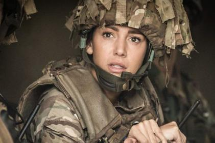 Jacqueline Jossa tipped to replace Michelle Keegan on Our Girl
