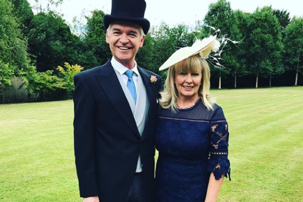 Stephanie Lowe speaks out after husband Phillip Schofield reveals he is gay
