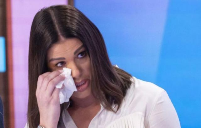 Rebekah Vardy suffered from severe anxiety after Coleen drama