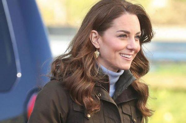 Surprise! Duchess of Cambridge arrives in Northern Ireland for special visit
