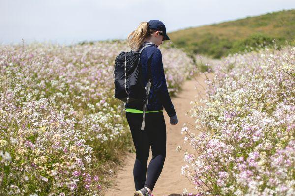 Walking helps ease symptoms of depression, according to research