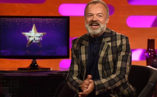 Stellar line-up announced for tonights Graham Norton Show
