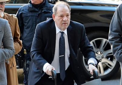 Breaking: Harvey Weinstein sentenced to 23 years in prison