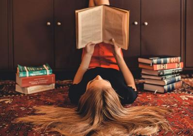 The power of reading: Books are helping ease my anxiety during self-isolation