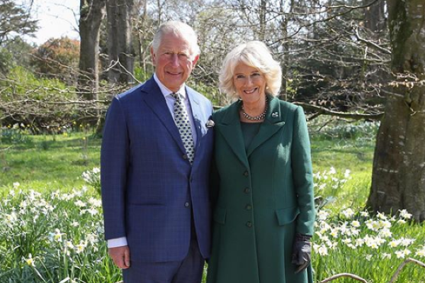 Princes Charles has tested positive for Covid-19 after displaying mild symptoms