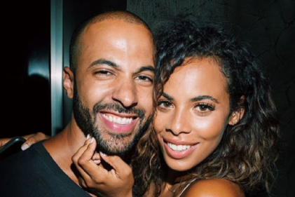 Its a boy! Rochelle and Marvin Humes welcome a son