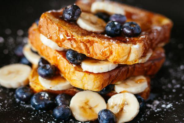 Recipe: This delicious berry French toast is perfect for brunch
