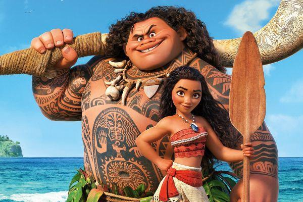 Moana, Cinderella and Avatar: Worlds favourite movies on Disney+ revealed