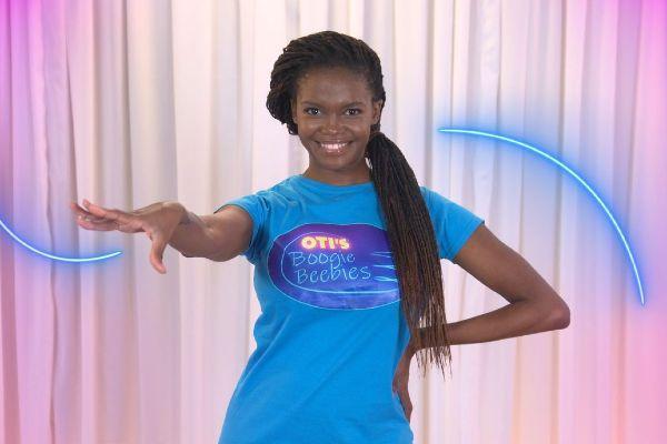 Oti Mabuse to host pre-school dance classes on CBeebies
