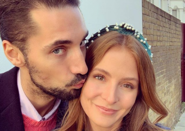 Darling girl: Millie Mackintosh introduces her daughter to the world