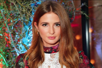 Millie Mackintosh shares sweet photo to help normalise breastfeeding