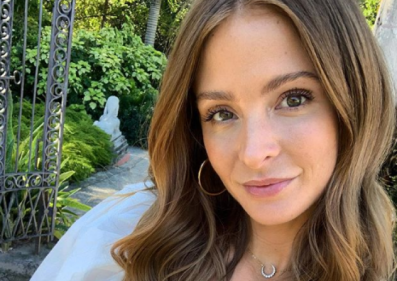 Millie Mackintosh says she is in no rush to lose weight after trolls target new mum