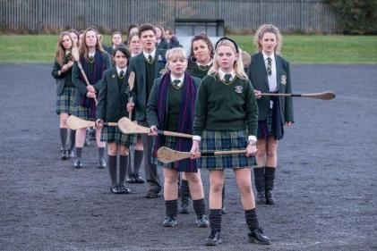 Season 2 of Derry Girls is coming to Netflix in July