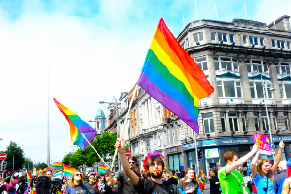10 gorgeous baby names inspired by LGBTQ+ activists