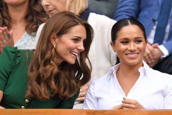 Prince William and Kate share beautiful photo of Meghan as she turns 39