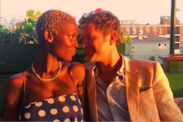 Actress, Jodie Turner-Smith, was in labour at home for four days