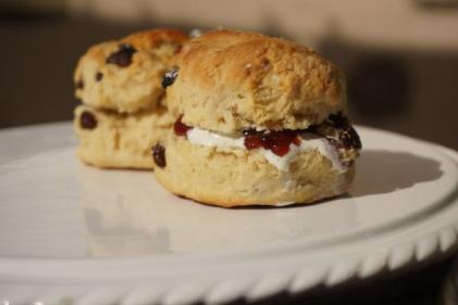 Recipe: These fruit scones are the ultimate afternoon treat