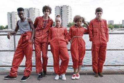 All 5 seasons of Misfits coming to Netflix next month