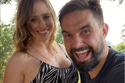 Love Islander, Camilla Thurlow, is absolutely glowing at 29 weeks pregnant