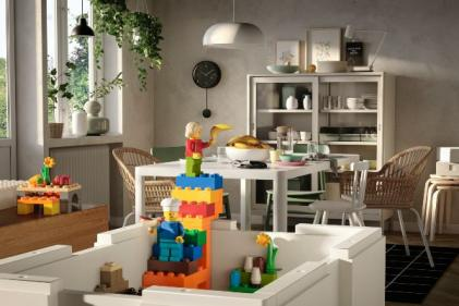 Ikea and Lego have come together to create a fun new collection