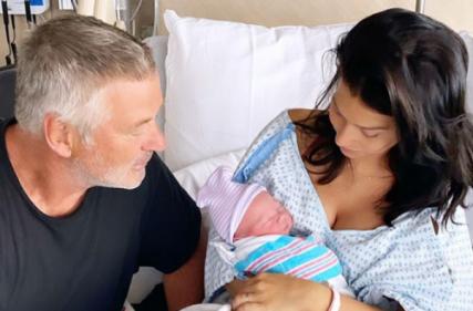 Alec & Hilaria Baldwin have given their son an adorable name