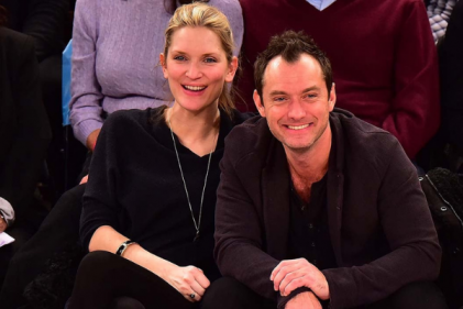 Jude Law confirms he and his wife Phillipa Coan had a lockdown baby