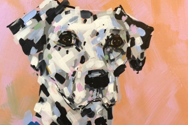 Searching for gift for the pet-lover in your life?  These pet portraits are stunning.