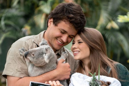 Baby joy! Bindi Irwin reveals her babys gender in the most adorable way