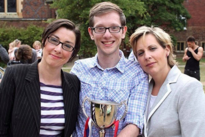 Where are they now? The first Bake Off winner reflects on where it all started