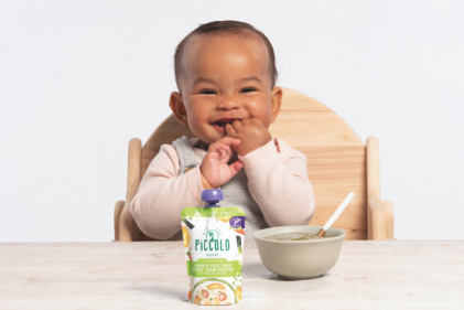 Our top tips for weaning your baby onto solid foods