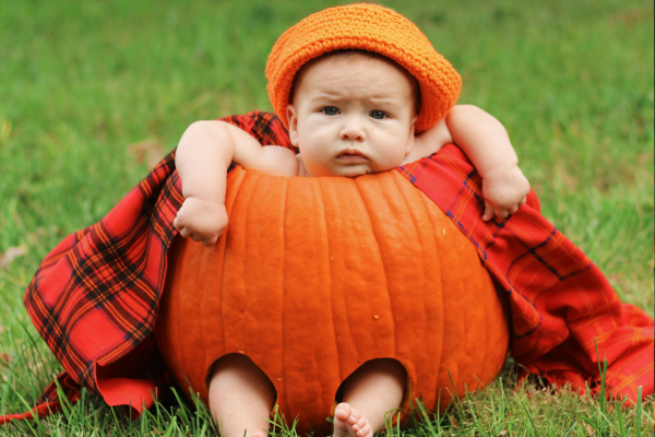 22 Halloween inspired baby names perfect for October babies