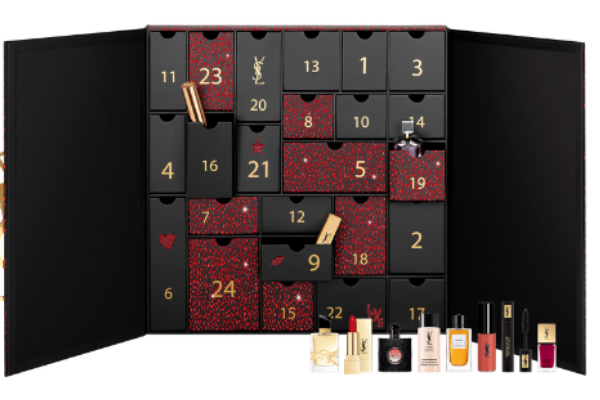 Treat yourself! The most luxurious advent calendars on offer this Christmas