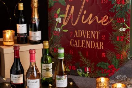 Aldi relaunch amazing range of wine advent calendars for the festive season