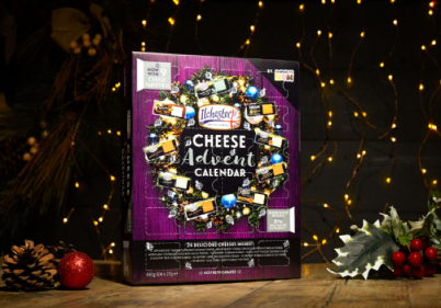 The famous Cheese Advent Calendar is back and better than ever