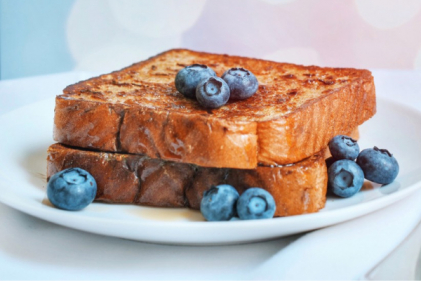 Bank Holiday Brunch Recipe: French Toast