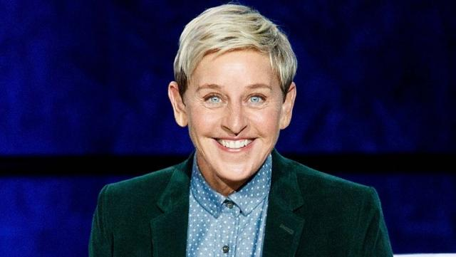 Todays guest on the Ellen Show pestered her until they got on the show